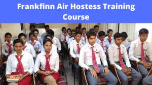 Frankfinn Air Hostess Training Course